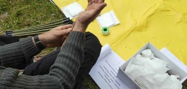 Erste Hilfe Outdoor: Kurse 2021